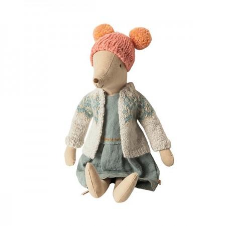Winter mouse - Medium Girl