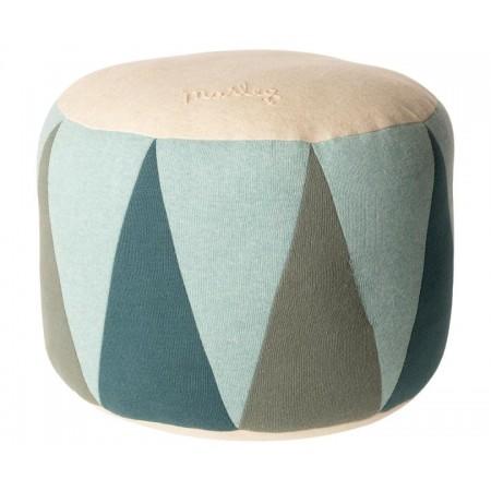 Puff tambor menta (medium)