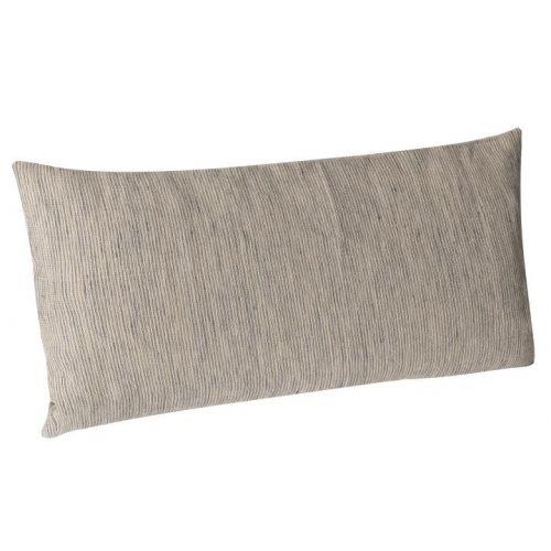 Cushion w. stripes 30x50 Blue