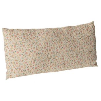 Cushion w. flowers 30x50 Rose