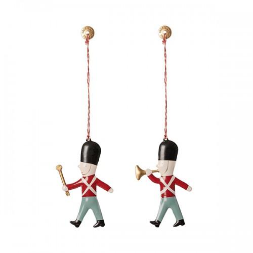 Ornament guard metal