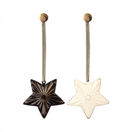 Estrella decoración metal
