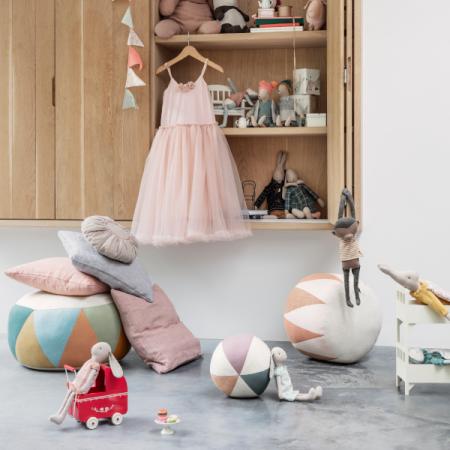 Disfraz vestido princesa bailarina rosa - Talla 2/3 años