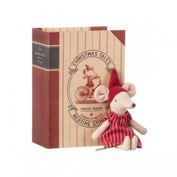 Ratoncito Navidad en libro - Big Sister