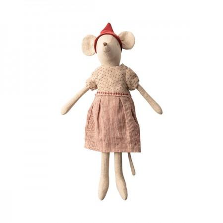 Christmas mouse girl - Medium