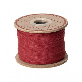Ribbon 25m - Red