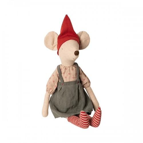Christmas mouse girl - Maxi