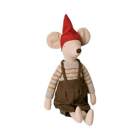 Christmas mouse boy - Maxi