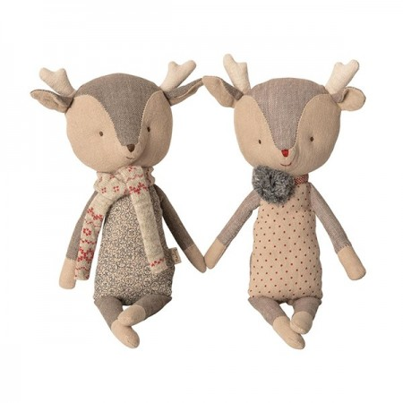 Reindeer Winter friends - Boy