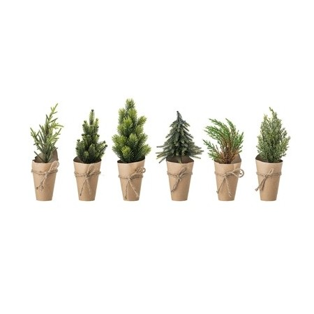 Árbol Deco Tradicional Verde