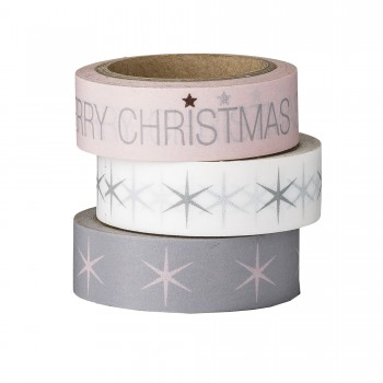 Washi tape set (3 u.)