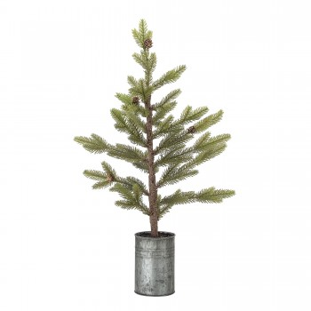 Árbol Tradicional Deco  - Verde