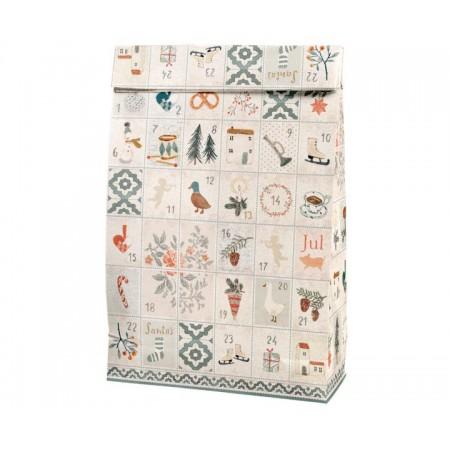 Bolsa de papel Días de diciembre