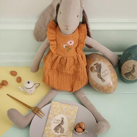 Conejita Bunny con Peto - T4