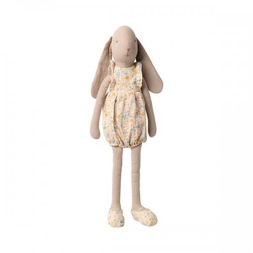 Conejita Bunny con Peto Floreado - T4