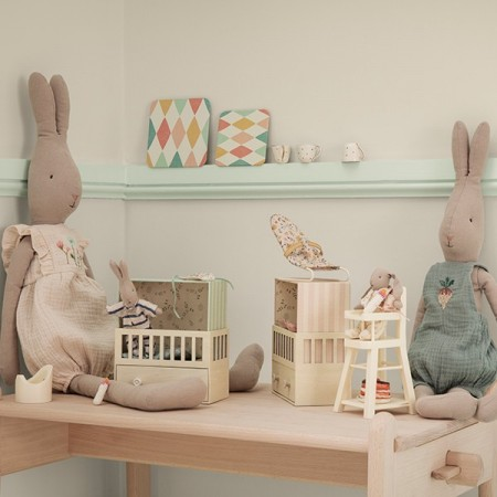 Rabbit Overalls - size 4