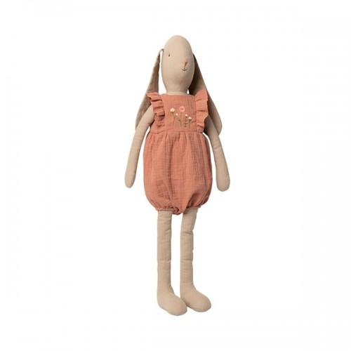 Bunny Jumpsuit Rose - size 5