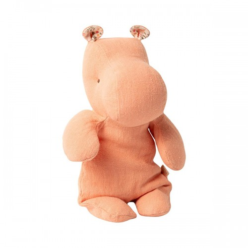Hippo Safari friends, Apricot - Small