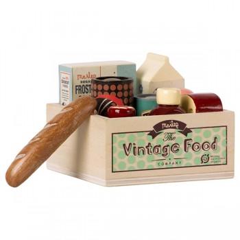 Vintage Food Set