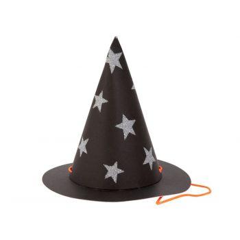 Mini Sombreros de Bruja (8u.)