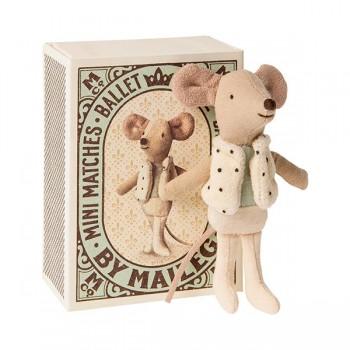 Ratoncito Bailarín en caja - Little Brother