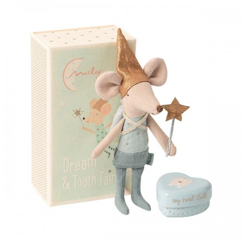Tooth Fairy Mouse in Matchbox - Big Brother
