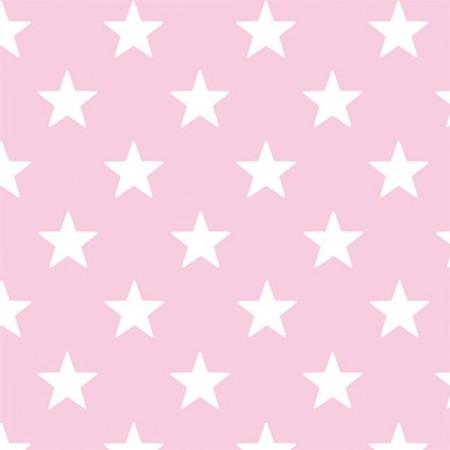 Papel de envolver - Stars Pink