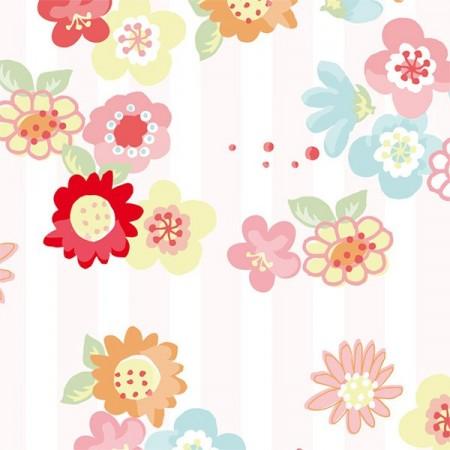 Papel de envolver - Blossom