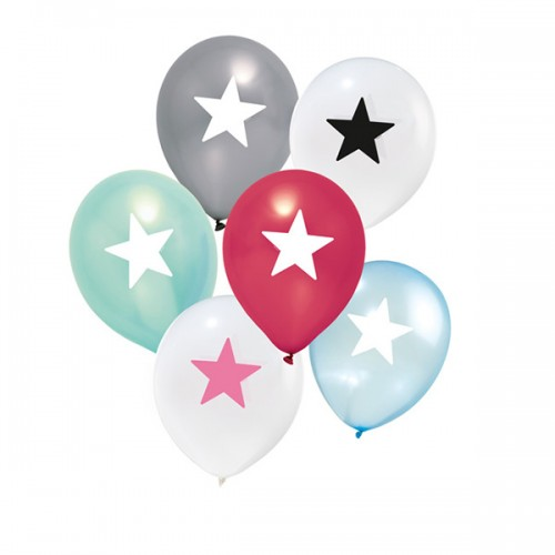 Balloon Stars - Set