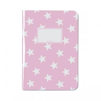 Journal A5 - Stars Pink