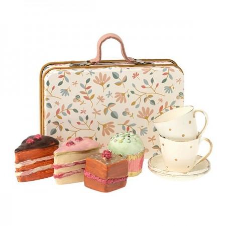 Set de Pastelitos en maleta