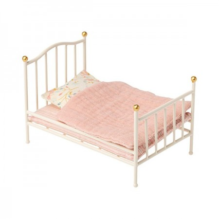 Vintage Bed Off White - MY