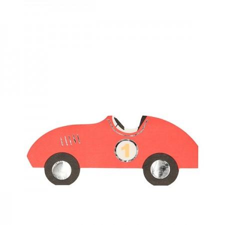 Race Car Napkins (16u)