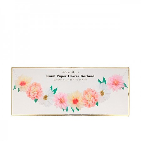 Flower Garden Giant Garland (3m)