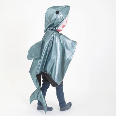 Disfraz Capa de tiburón