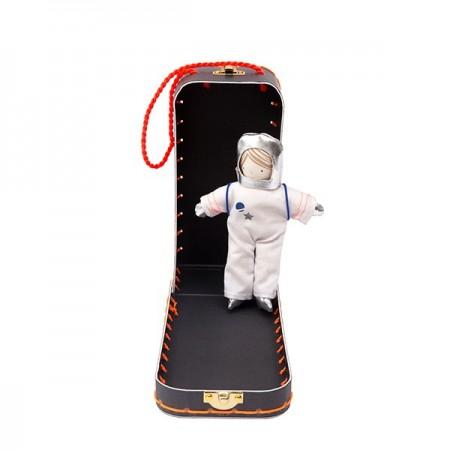 Maleta con Astronauta