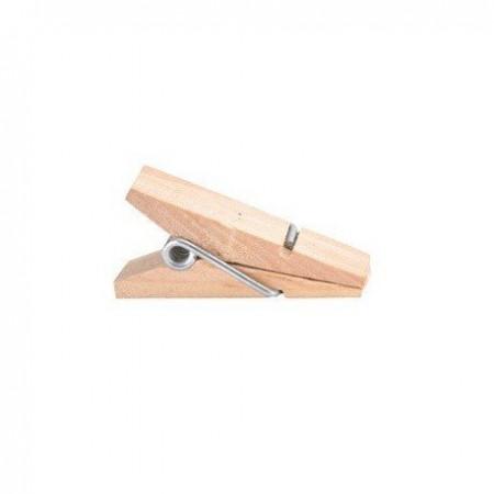 Pinzas de madera (12u)