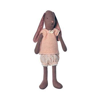 Muñeco Conejita Bunny chocolate (Mini)
