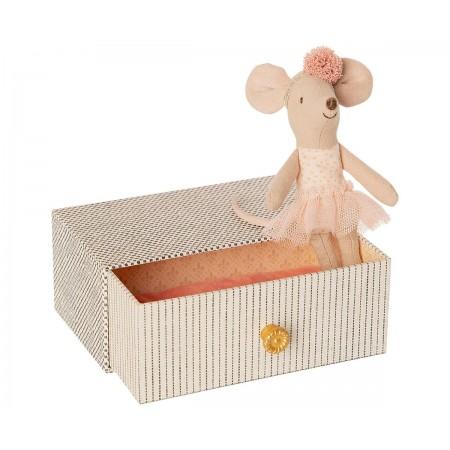 Ratoncita bailarina en caja - Little Sister