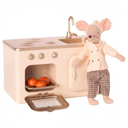 Cocina de miniatura