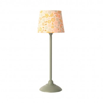 Lámpara de pie miniatura - Menta