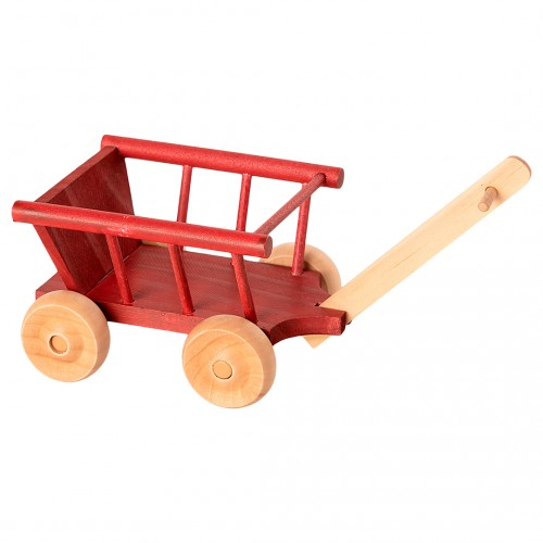 Wagon Dusty Red - Micro