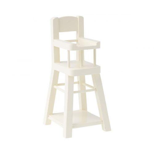 High chair Micro - White
