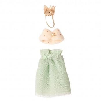Vestido de Reina para ratoncita