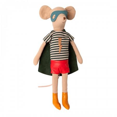 Super Hero Boy Mouse - Medium