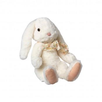 Fluffy Conejito Blanco - Large