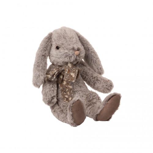 Fluffy Conejito Gris - Large