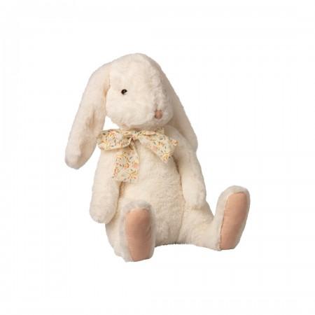 Fluffy Bunny White - XLarge