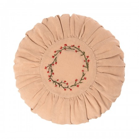 Round Cushion 26 cm - Flower Circle