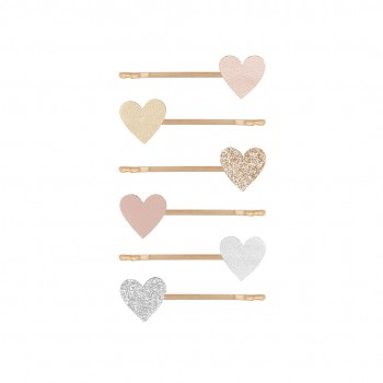 Horquillas Corazón (6u.)